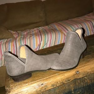 Lucky Brand Baley Bootie- Ankle Boots/Booties